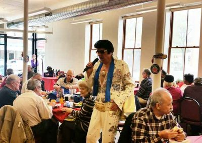 Celebrating Seniors