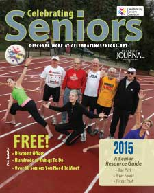 Celebrating Seniors 2015